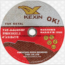 Abrasives Cutting Disc for Metal 115*3*22.2