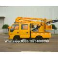 Heavy Lifting Mounted Aerial Work Platform 10m Truck