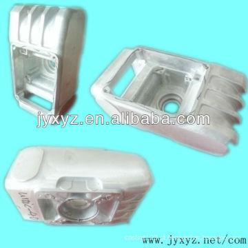 Carcaça de alumínio fundido