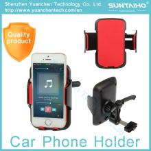Suporte de telefone de giro do carro de 360 graus para o iPhone para Samsung