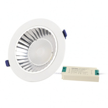 Private Design Epistar 30W COB LED Down Light Fixtures