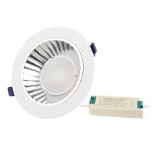 Индивидуальный дизайн Epistar 30W COB LED Down Light Светильники