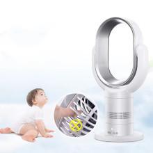 Preço de fábrica Bladeless 90 graus Oscilação desk Fan Safe eficiente da energia