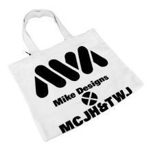 Canvas shopping bags, measures 40x37cm