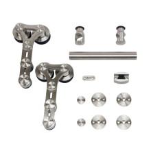 Accesorio de puerta corredera de diseño de alta calidad / puertas de ducha de cristal / accesorios de puerta corredera