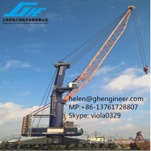 Used Mobile Harbour Crane Lhm600