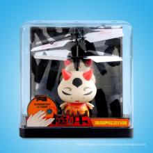 Рекламные Китай производство горячей Оптовая rc летающий робот игрушка