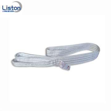 60mm 3000KG Polyester Flat Webbing Lifting Sling Belt