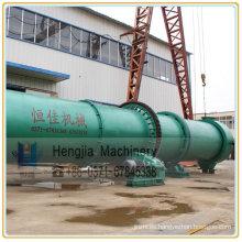 La primera clase de maquinaria de minería secador rotatorio