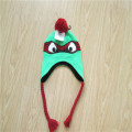 lovely angry bird  hat with earflap