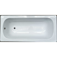 Enamel Steel Bathtub Without Antislip