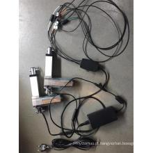 Atuador linear com atuadores de controle 2/3 de Sensor de toque