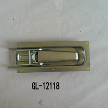 Steel Galvanized Truck Tool Box Locks Set