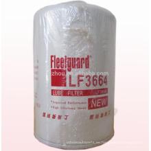 Filtro de aceite del motor LF3664
