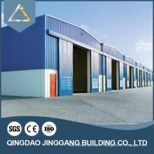 Bonne conception et construction rapide Structure en acier Dwg