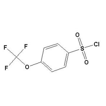 Chlorure de 4- (trifluorométhoxy) benzènesulfonyle N ° CAS 94108-56-2