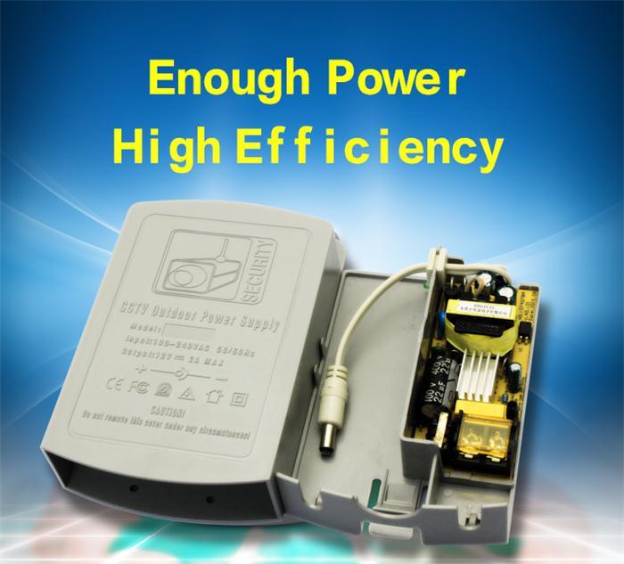 Outdoor 12v Power Supply