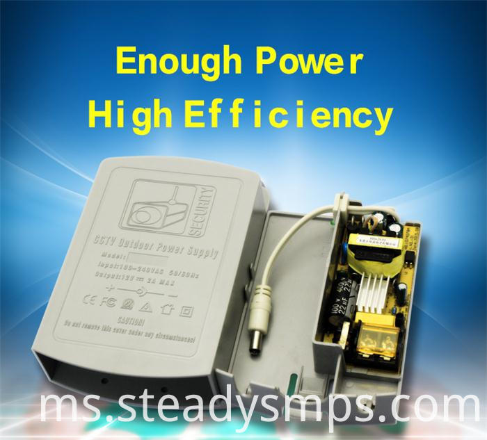 Outdoor 12v Power Supply