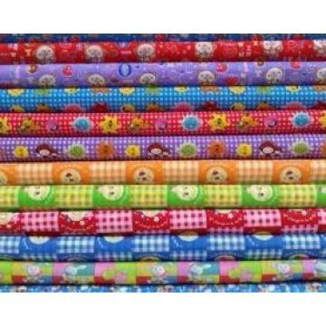 Tissu 100% imprimé par toile de coton pour le textile à la maison
