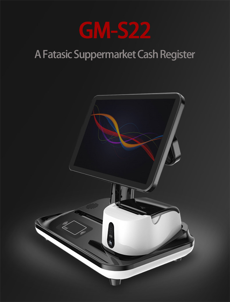 Pos System For Supermarket