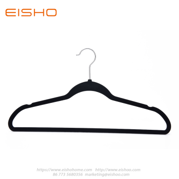 EISHO Home Collection - Perchas de terciopelo de primera calidad para ropa