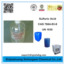 Sulfuric Acid Price for Industrial