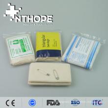 Pansements 100% coton et bandage de gaze