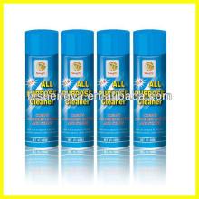 limpiador de espuma en aerosol
