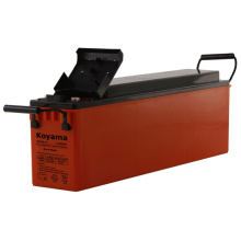 Front Access Terminal Battery -12V80AH for Communications System