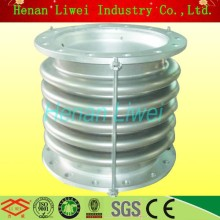 SS306 and SS316 stainless steel expansion exhaust bellow
