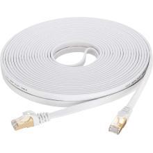 CAT7 Flat Gigabit Hochgeschwindigkeits-Ethernet-LAN-Kabel