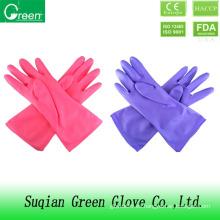 60g guantes de limpieza del hogar del PVC