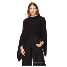 PK18A42HX Women's 100%Cashmere Soft Topper Sweater