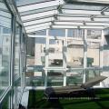 Aluminiumhaus des Dachfensters