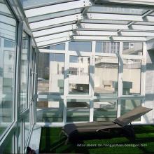Nizza Qualität neues Muster Garten Glashaus