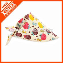 Fashion brand cheap customized triangle shape items