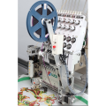 2 head computer sequin embroidery machine with 9/12 needles price china