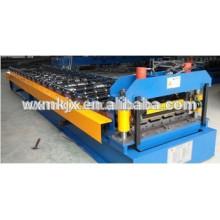 YX25-205-820 Panel de techo coloreado que forma la máquina