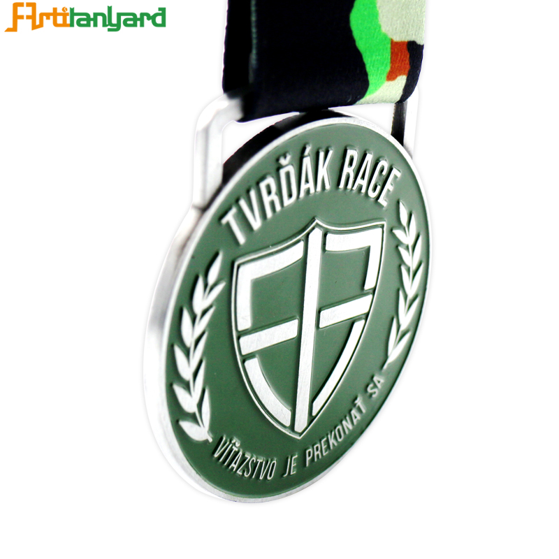 Race Corporate Medals For Athletes