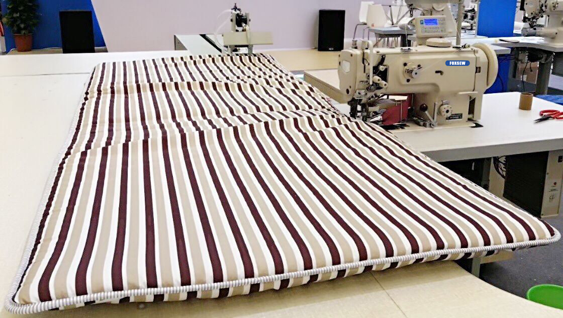 Automatic Mattress and Quilts Tape Binding Sewing Unit -2