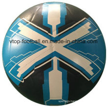 Size 3, 4, 5 Promotion Customizable Brand Rubber Soccer Ball