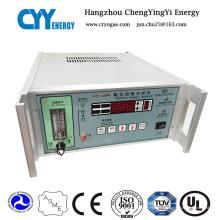 Analisador do oxigênio do processo da precisão de Hight para a pureza do oxigênio 10% ~ 96%