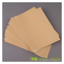 Holzmasse Braun Kraftpapier