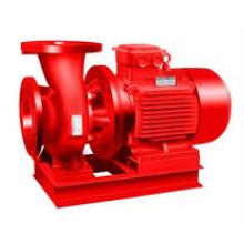 Horizontal Close Coupled Firefighting Centrifugal Water Pump