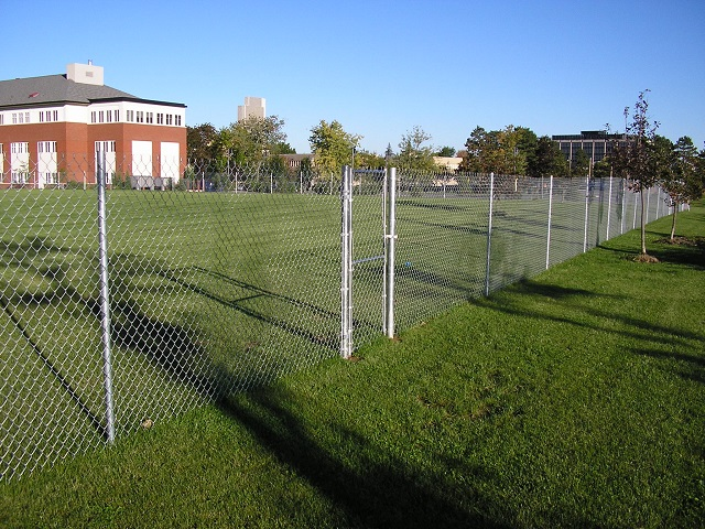 Protective Chain Link Fence