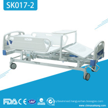 SK017-2 Simple Two Functions Manual Hospital Clinical Icu Bed