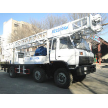 Truck Mounted Drilling Rig (BZC200CA)