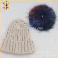 Chapeau en tricot fabriqué à la pomme