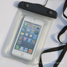 Inflatable Outdoor Sports PVC Waterproof Mobile Phone Pouch (YKY7267-2)