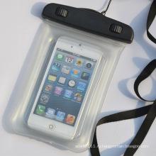 Раздувной спорт на открытом воздухе ПВХ Водонепроницаемый мешок мобильного телефона (YKY7267-2)